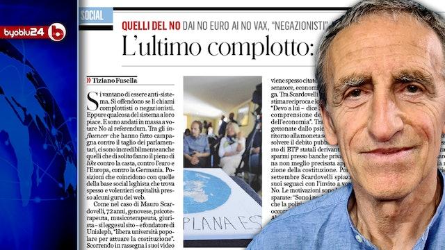 LA BANDA DEL NO... AI TRADITORI DELLA COSTITUZIONE Mauro Scardovelli