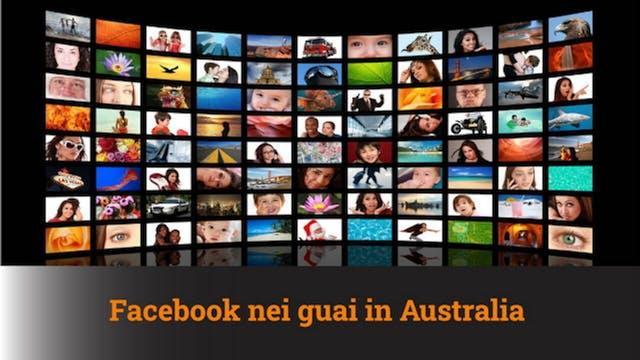 22-2-2021 Facebook nei guai in Austra...
