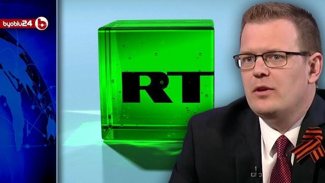 LA BATTAGLIA DELL'INFORMAZIONE NEI MEDIA OCCIDENTALI – Glenn Diesen