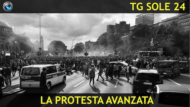 TgSole24 27.10.20 | La protesta avanza