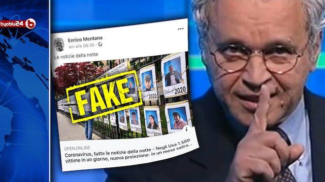 BUFALA DI MENTANA SU FACEBOOK ADESSO ...