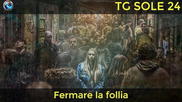 TgSole24  26.10.20 | Fermare la follia