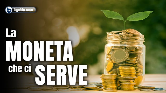La moneta che ci serve - Antonio Rina...