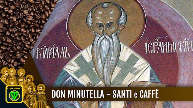 San Cirillo di Gerusalemme, Patriarca della fede