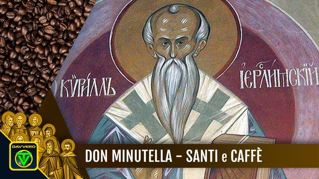 San Cirillo di Gerusalemme, Patriarca...