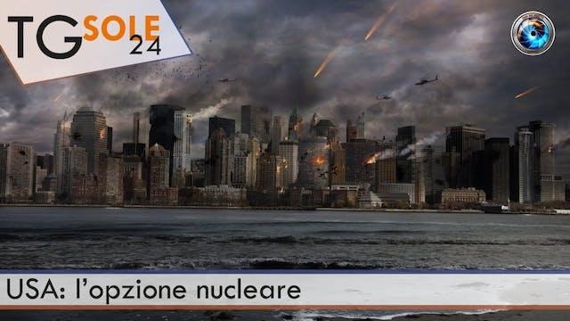 TgSole24 20.04.21 | USA l'opzione nuc...