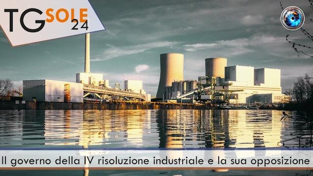TgSole24 15.02.21 | Il governo della IV risoluzione industriale