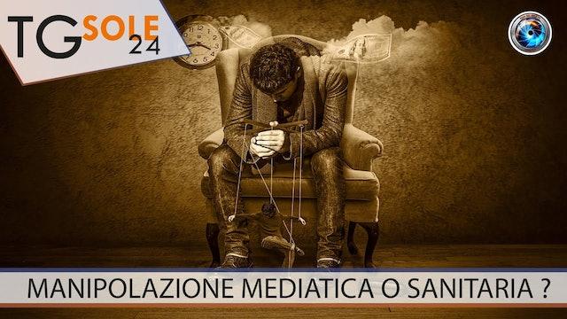 TgSole24 28.10.20 | Manipolazione mediatica o sanitaria