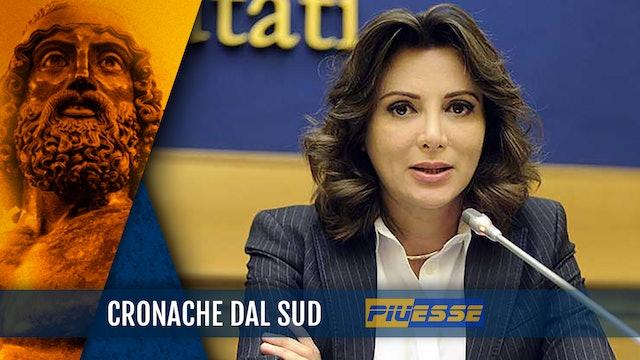 """L'Avv. Anna Falcone ci spiega il progetto  """"Primavera della Calabria"""""""