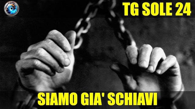 TgSole24 21.09.2020 | Siamo già schiavi