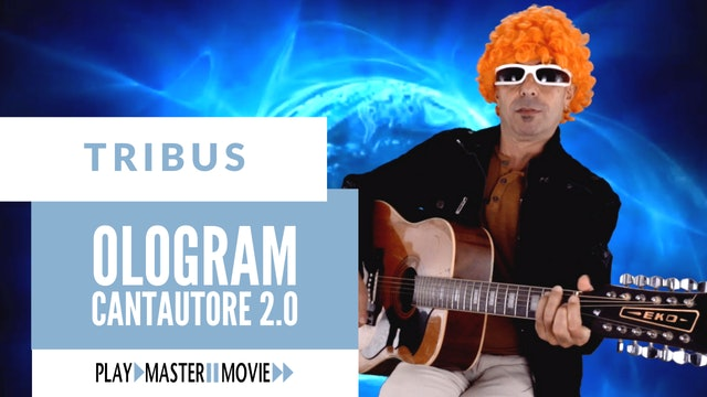 OLOGRAM, cantautore 2.0