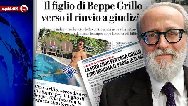 CASO CIRO GRILLO: LO STUPRO È STATO F...