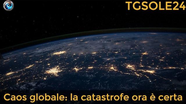 TgSole24 15.10.20 | Caos globale: la catastrofe ora è certa