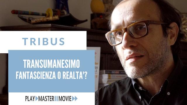 Transumanesimo, fantascienza o realtà? Maurizio Martucci