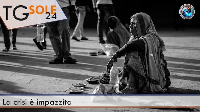 TgSole24 16.12.20 | La crisi è impazzita