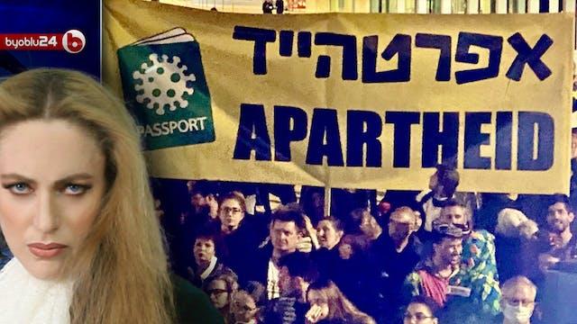 IN ISRAELE C'È UN CLIMA DA APARTHEID ...