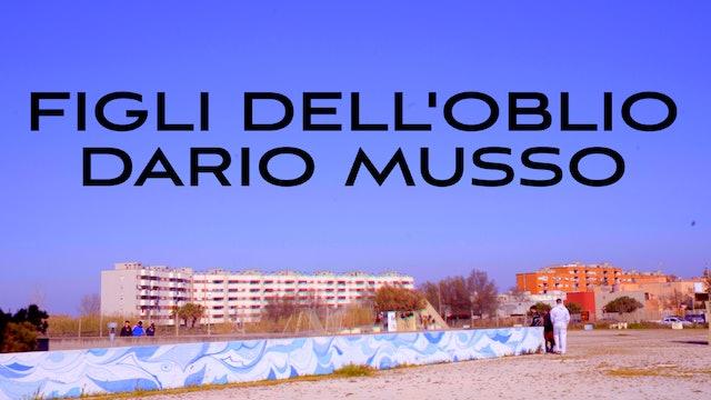 """DARIO MUSSO """"Figli dell'oblio"""""""