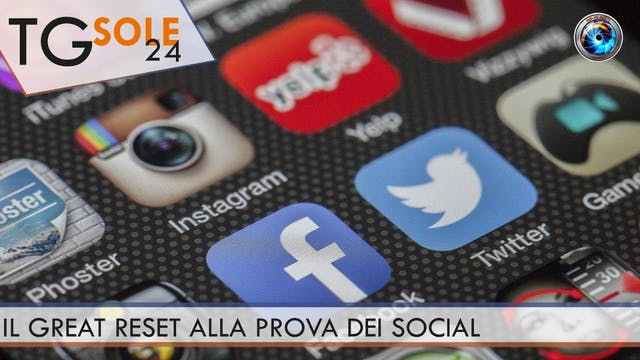TgSole24 19.12.21 | IL GREAT RESET AL...