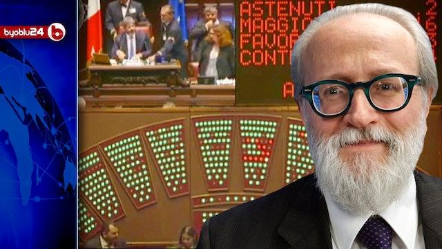QUESTO PARLAMENTO NON È PIÙ LEGITTIMO, SI DEVE ANDARE AL VOTO - Paolo Becchi