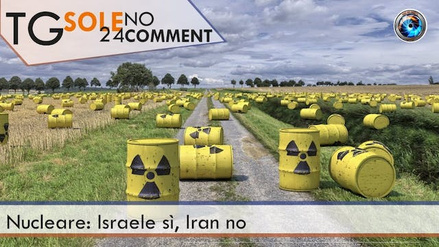 TgSole24 NoComment 23.02.21 | Nuclear...