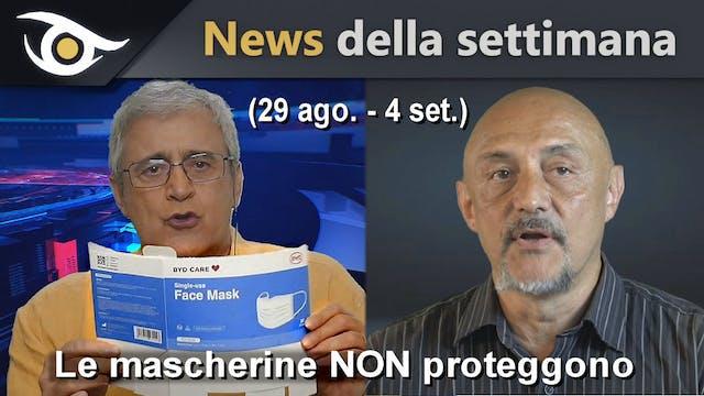 LE MASCHERINE NON PROTEGGONO - News s...