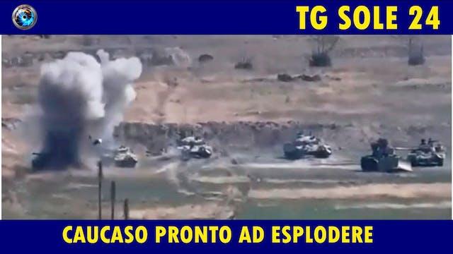 TgSole24 02.10.20 | Caucaso pronto a ...