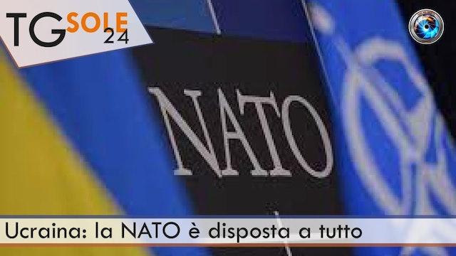 TgSole24 14.04.21 | Ucraina la NATO è disposta a tutto