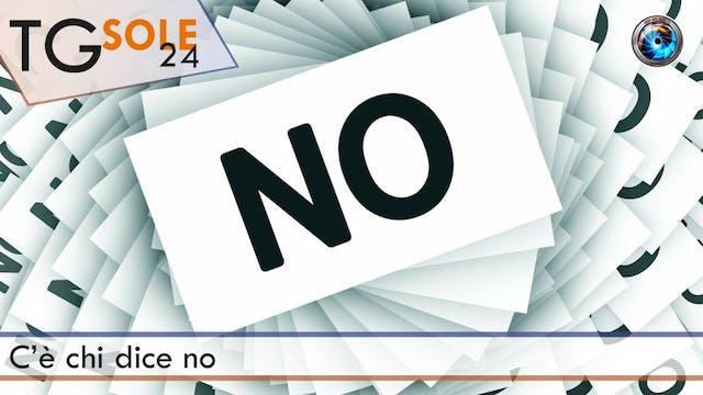 TgSole24 26.11.20 | C'è chi dice no