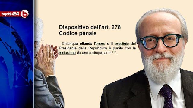 ART 278, VILIPENDIO DEL PRESIDENTE: U...