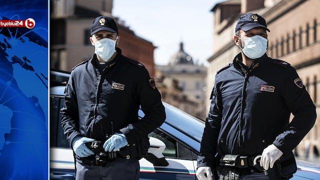 NOI POLIZIOTTI COSTRETTI A PERSEGUITA...