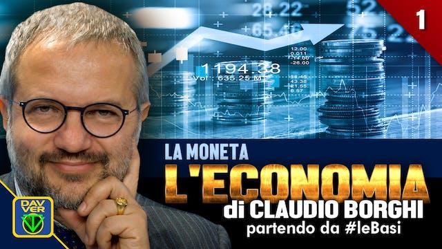 1 - LA MONETA: l'Economia di Claudio ...