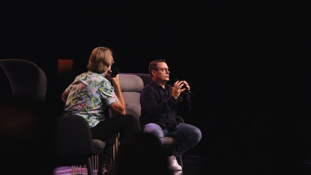 Session 11, Chris Hodges Interview - Presence Conference 2019 - Glory Revealed