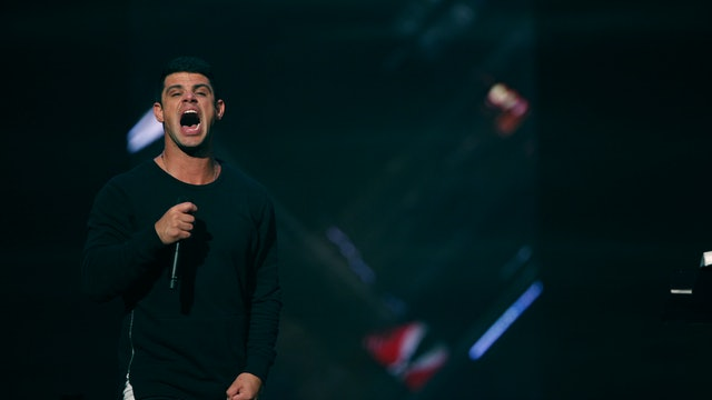 Session 1, Steven Furtick - Presence Conference 2015 - There Is A River