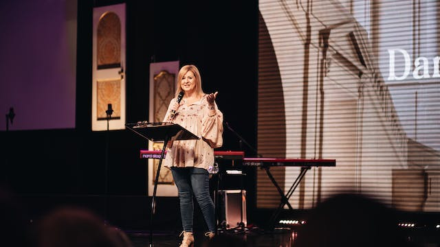 Session 2, Darlene Zschech - She Lead...