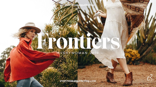"Everywoman Gathering 2019 - ""Frontiers"""