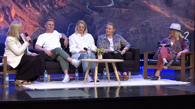 Session 05 - The Frontiers Panel - Everywoman Gathering 2019