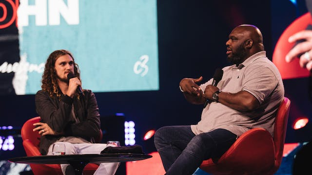 Session 11, John Gray Interview - Pre...