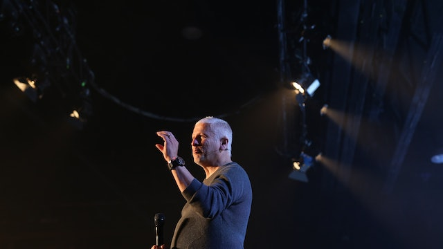 Session 1, Louie Giglio - Presence Conference 2016 - In Him