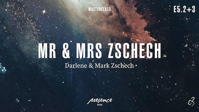 Masterclass 2019 - Day Three - Mr & Mrs Zschech
