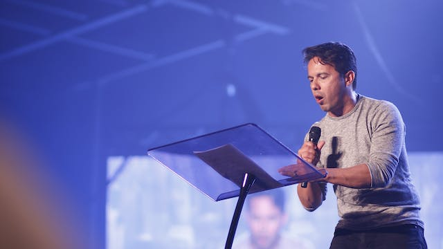 Session 9, Samuel Rodriguez - Presence Conference 2016 - In Him