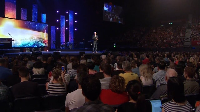Session 6, Louie Giglio - Presence Conference 2014 - Heaven Meets Earth