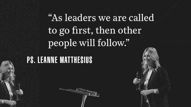 Session 4, Leanne Matthesius - Presence Americas 2019