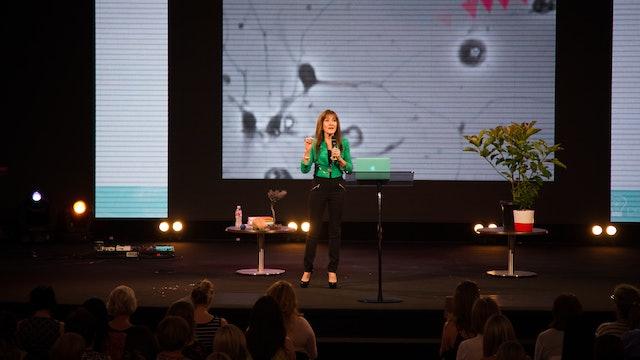 Session 3, Dr Caroline Leaf - Everywoman Gathering 2014 - Now I See