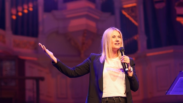 Session 4, Leanne Matthesius - Everywoman Gathering 2016 - Now is The Time