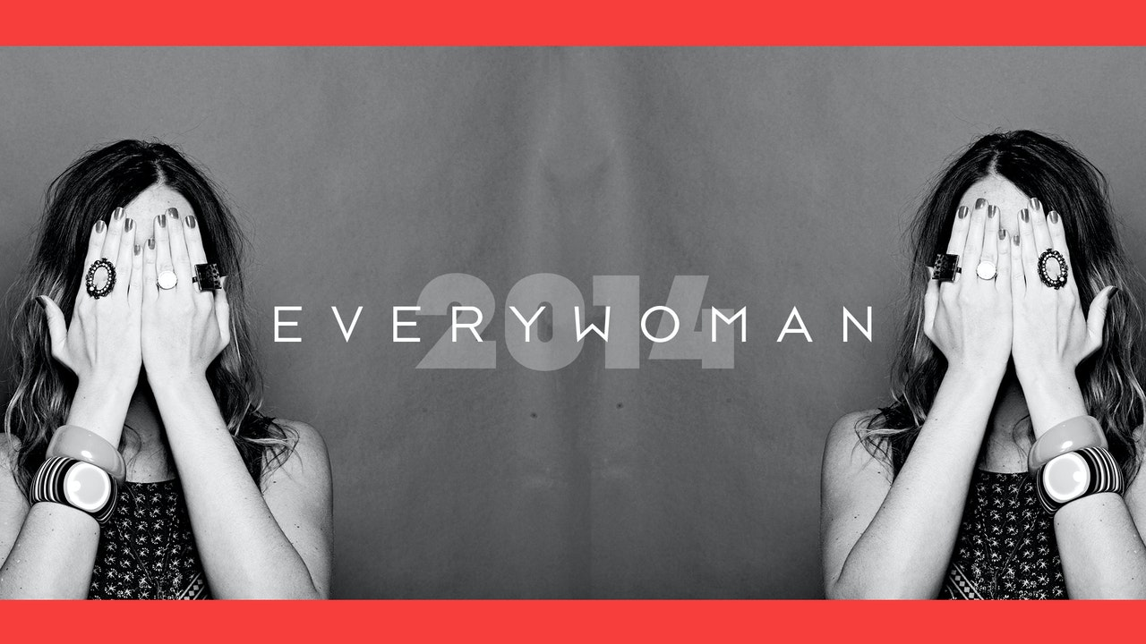 Everywoman Gathering, 2014 - Now I See