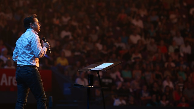 Session 2, Samuel Rodriguez - Presence Conference 2015 - There Is A River