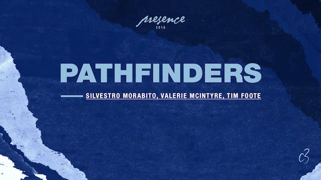 Master Classes 2018 - Pathfinders