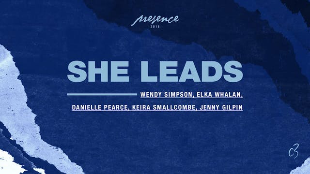 Master Classes 2018 - She Leads