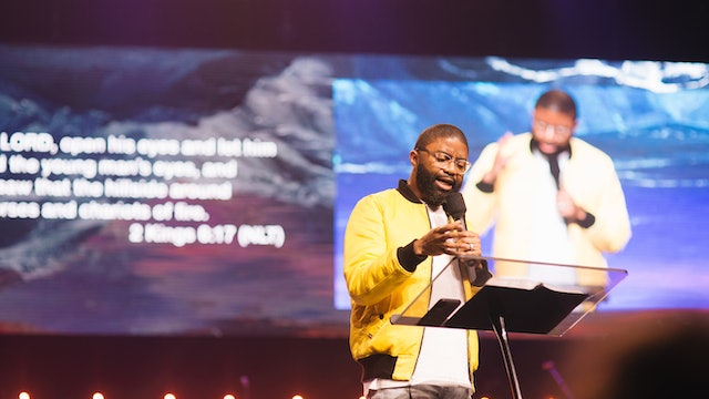 Session 9, Tim Ross - Presence Conference 2019 - Glory Revealed