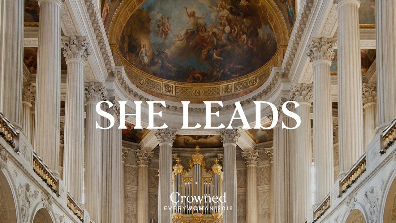 She Leads, 2018